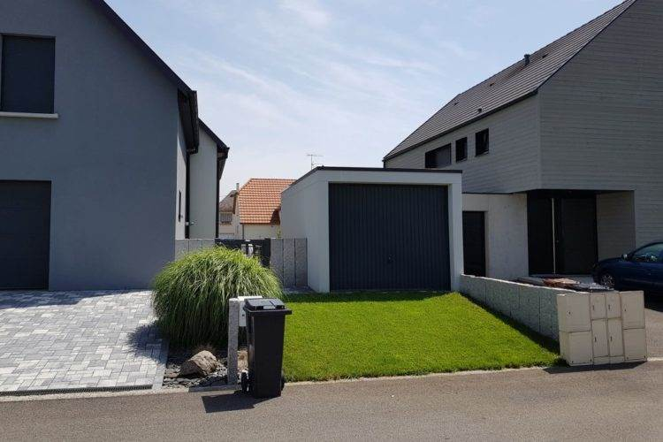 Garage simple à Colmar